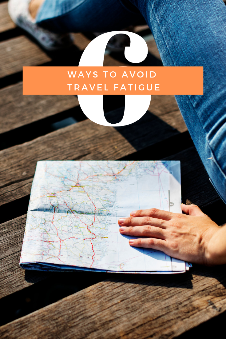 6 Ways To Avoid Travel Fatigue