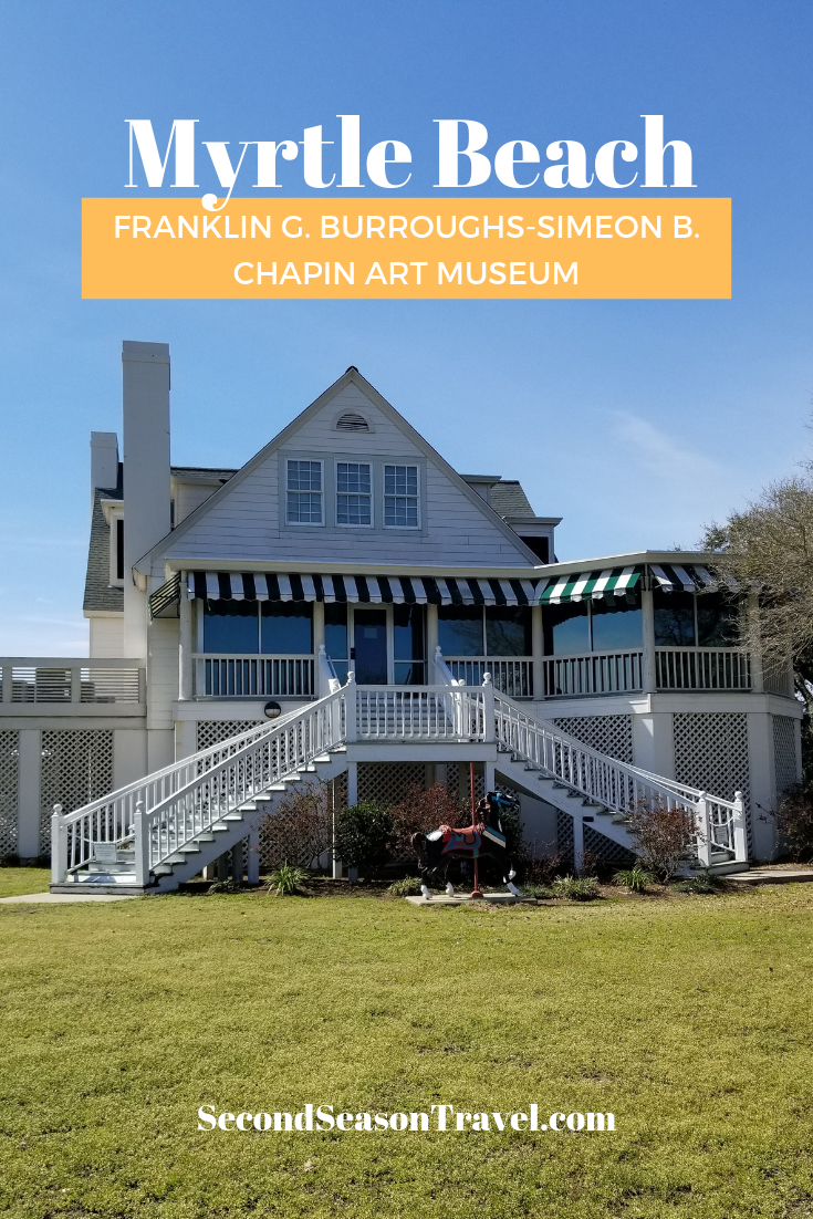 Myrtle Beach Art Museum And The Community Who Built it