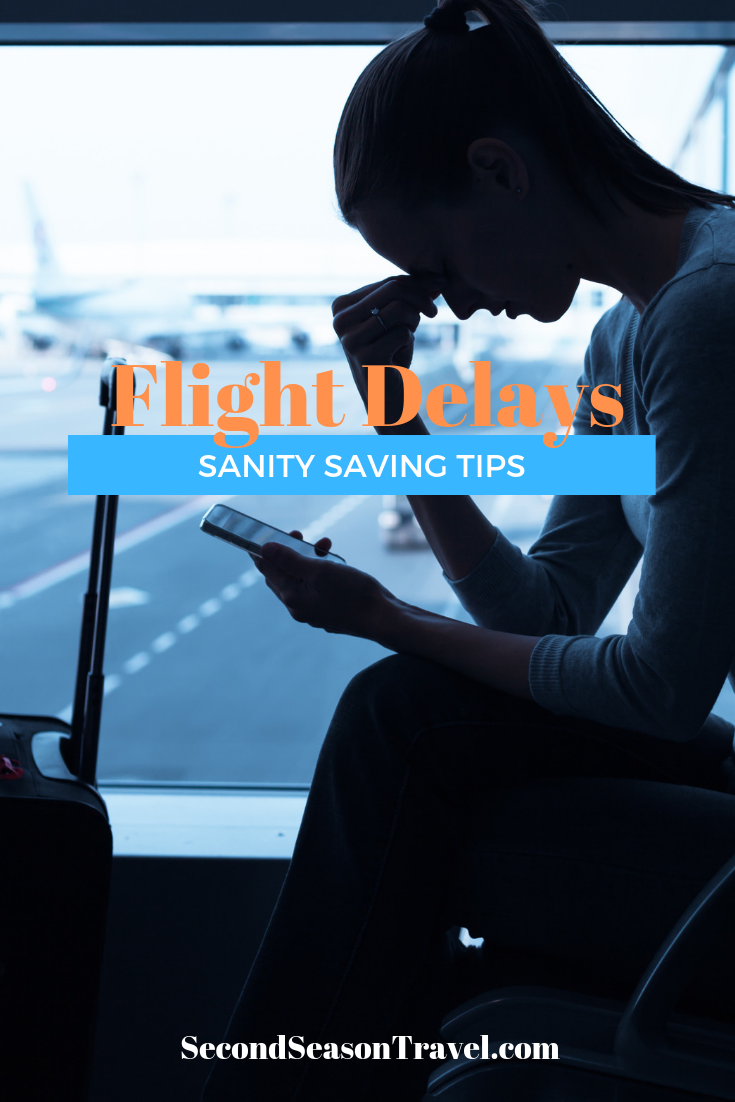 Sanity-Saving Tips for Dealing With Flight Delays