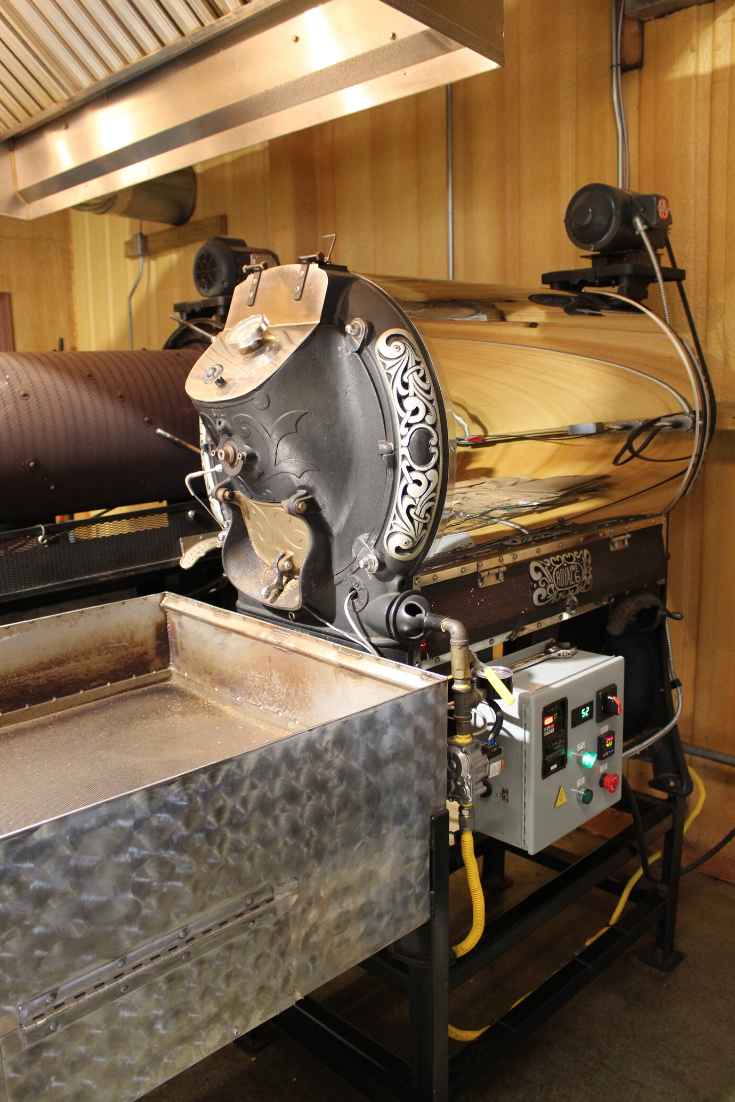 The Art of Coffee Bean Roasting with Coast Roast
