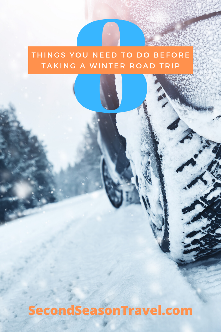 8 Things You Need to Know to Prepare Your Car for a Winter Road Trip