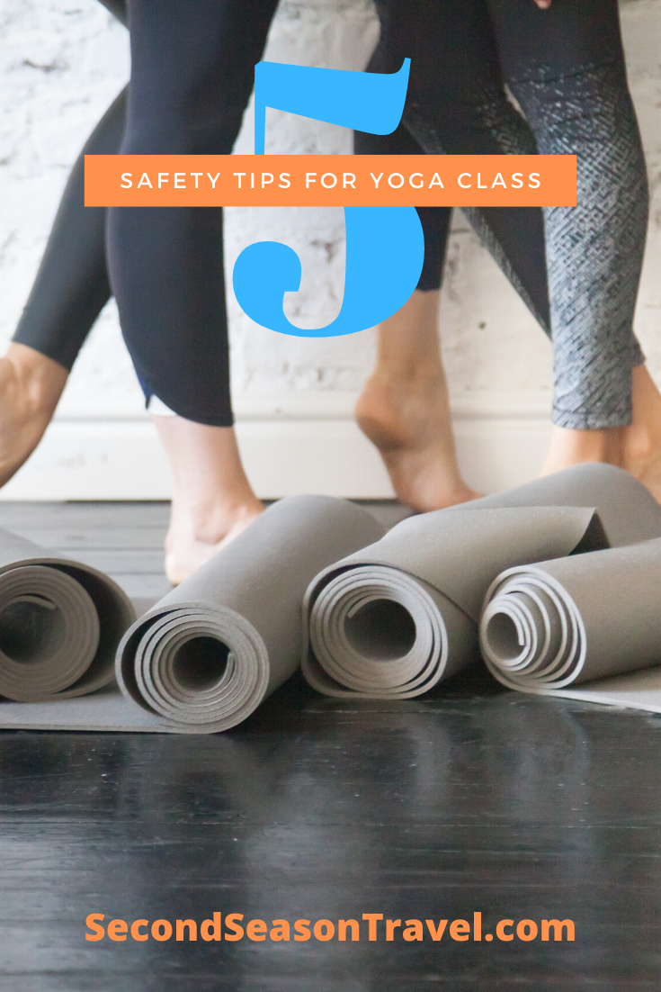 5 Safety Tips for Yoga Class