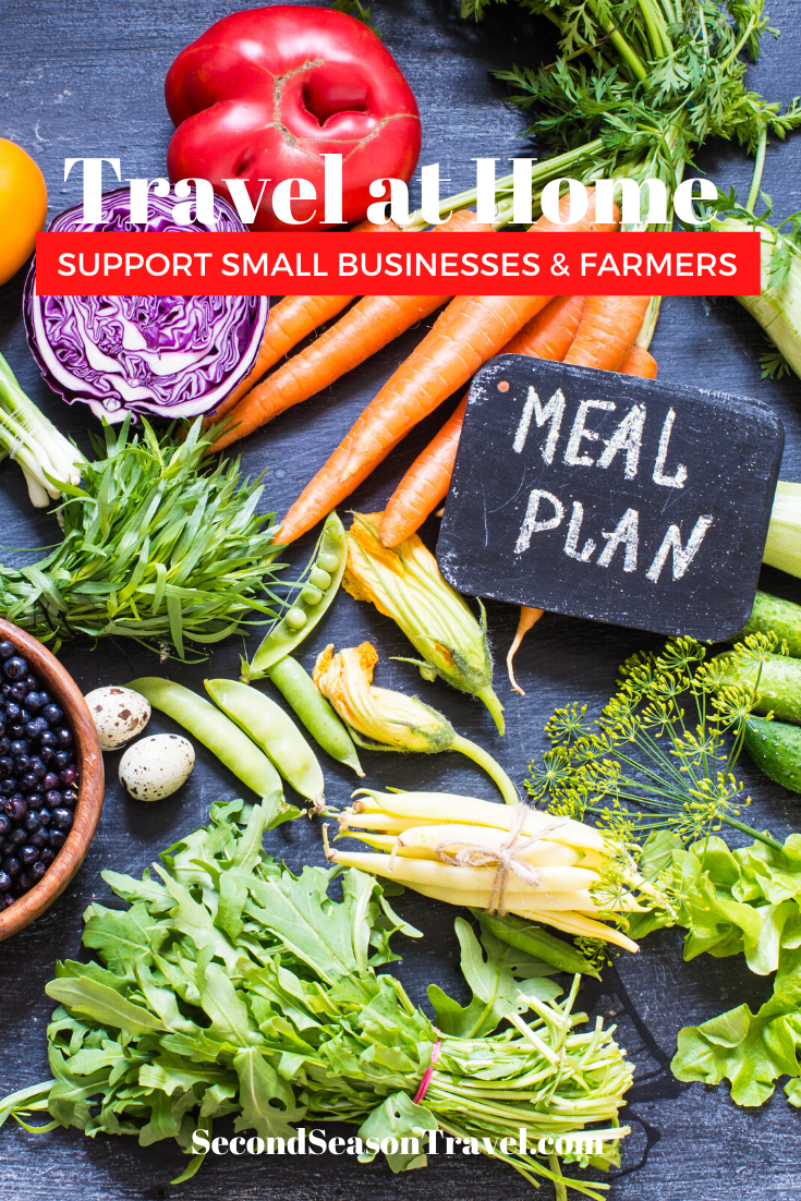 Travel at Home Mission to Support Small Businesses and Farmers