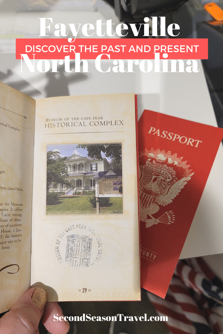 Discover the Past and Present of Fayetteville North Carolina