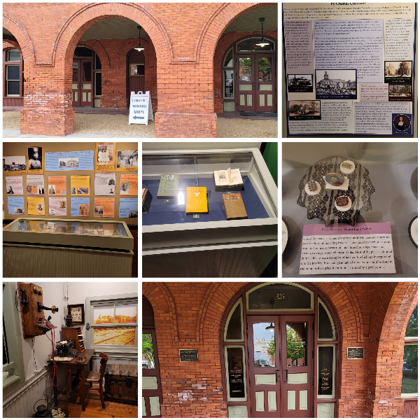 Local History Museum of Fayetteville N.C.