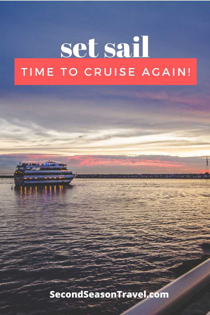 Ask the Major Cruise Lines and They'll Say It's Time To Cruise